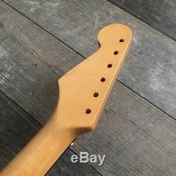 États-unis Stratocaster Spec Neck 7,25 Palissandre Vintage Tint Fender Fits