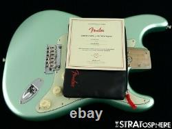 Fender American Professional II Hss Stratocaster Loaded Body Strat Surf Green
