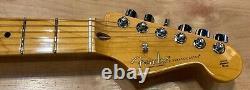 Fender American Professional II Stratocaster Guitare Électrique Mystic Seafoam