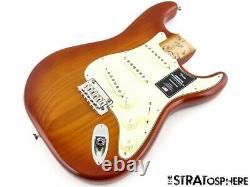 Fender American Professional II Stratocaster Loaded Body Strat Sienna Sunburst