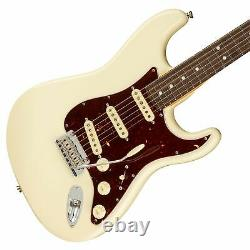 Fender American Professional II Stratocaster Olympique White Rosewood B Stoc