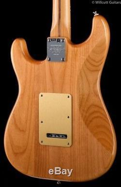 Fender American Stratocaster Personnalisée Ltd Noyer Rôti (363)