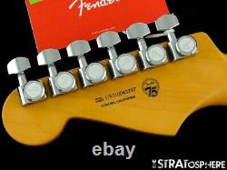 Fender American Ultra Stratocaster Strat Neck Locking Tuners USA D Maple
