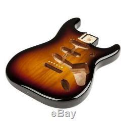 Fender Classic Series Stratocaster 60 Sss Alder Corps De Rayon De Soleil 0998003700