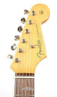 Fender Classic Stratocaster Série 60 Guitare Électrique Noir Housse 2010