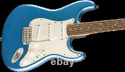 Fender Classic Vibe 60s Stratocaster Laurel Fingerboard Lake Placid Bleu