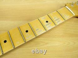 Fender Custom Shop 1960 Joureyman Relic Stratocaster Manche Érable Vintage Strat Nk