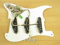 Fender Custom Shop 56 Relic Stratocaster Hand Wound Pickups Pot Chargé Pickguard