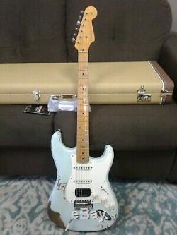 Fender Custom Shop'57 Lourd Relic Stratocaster Sonic Bleu