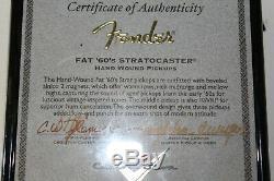 Fender Custom Shop Josefina Remontage Manuel Fat'60s Micros Stratocaster