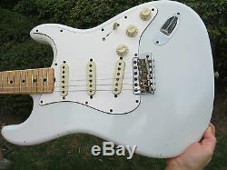 Fender Custom Shop Limited Edition 1969 Stratocaster Reissue Abby H / W Micros