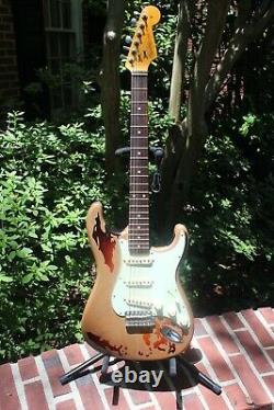 Fender Custom Shop Rory Gallagher Signature 2018 Relic Stratocaster Mint