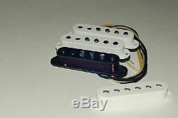 Fender Custom Shop Texas Special Strat Set De Ramassage Réédition Stratocaster Nouveau