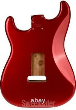 Fender Deluxe Série Stratocaster Body Candy Apple Red