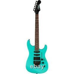 Fender Edition Limitée Hm Strat Guitare Électrique, Rosewood Fingerboard, Ice Blue