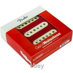 Fender Gen 4 Noiseless Stratocaster Pickup Set 099-2260-000