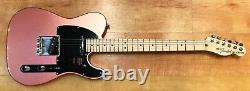 Fender Interprète Américain Telecaster Electric Guitar Penny
