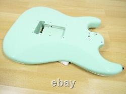Fender Jeff Beck Stratocaster Body Fender Surf Green Alder Stratocaster Body