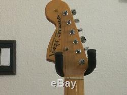 Fender Jimi Hendrix USA Strat 6 Cordes Guitare Électrique Maple Fingerboard