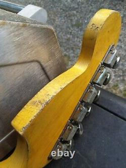 Fender LIC Relic Col Strat Aged Nitro 70s Érable Stratocaster M. G's Customs