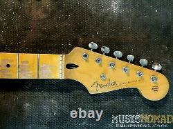 Fender LIC Relic Strat Cou Aged Nitro 50's Stratocaster Compound Radius Mr. G's