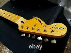 Fender LIC Strat Col Nitro Revers Headstock Stratocaster Relic M. G Custom 69