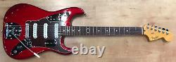 Fender Limited Edition Parallel Universe Jaguar Stratocaster Electric Guitar Rouge