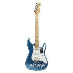 Fender Limited Edition Player Stratocaster Electric Guitar Lake Placid Bleu