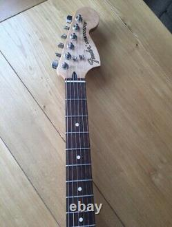 Fender MIM Stratocaster Fsr Hot Rod Red Limited Edition
