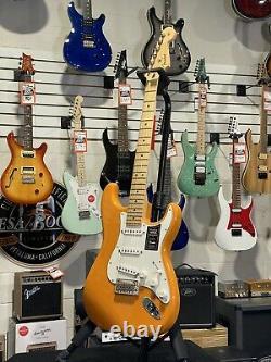 Fender Player Series Stratocaster Capri Orange Maple Avec Livraison Gratuite, Auth Deal