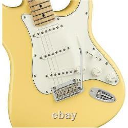 Fender Player Stratocaster Electric Guitar, Maple Fingerboard, Buttercream