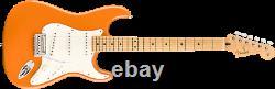 Fender Player Stratocaster Guitare Électrique Maple Fingerboard Capri