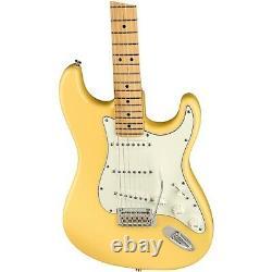 Fender Player Stratocaster Maple Fingerboard Guitare Électrique Buttercream