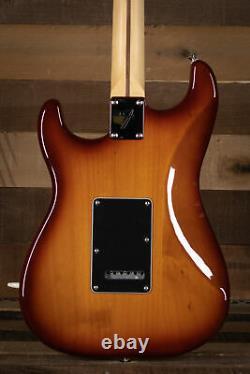 Fender Player Stratocaster Plus Top, Pau Ferro Fingerboard, Tabac Sunburst