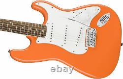 Fender Squier Affinity Stratocaster Concurrence Orange