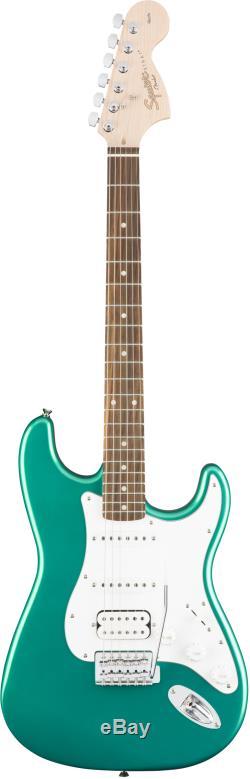 Fender Squier Affinity Stratocaster Hss Race Verte