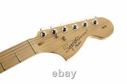 Fender Squier Affinity Stratocaster, Noir D'érable