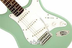 Fender Squier Affinity Stratocaster Surf Vert