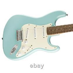 Fender Squier Bullet Stratocaster Ht Guitare Électrique Tropical Turquoise