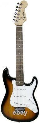 Fender Squier Mini Strat Guitare Électrique Sunburst
