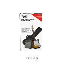 Fender Squier Strat Pack Sunburst