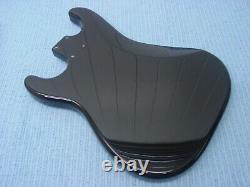 Fender Squier Strat Stratocaster Black Hardtail Guitare Électrique Ht Fat