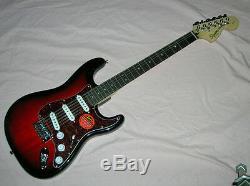 Fender Squier Stratocaster 12 Cordes Conversion