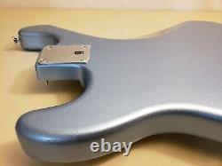 Fender Squier Stratocaster Bullet Loaded Body Hardtail Guitare. Bleu De Lake Placid