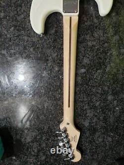 Fender Squier Stratocaster Guitare Électrique Blanc