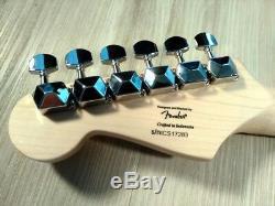 Fender Squier Stratocaster Turbocompressé Avec Blender Mod Écume Strat Hss
