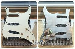 Fender Strat Stratocaster Free-way Kit De Mise À Niveau De Faisceaux De Câblage 10 Voies Fender Stratocaster