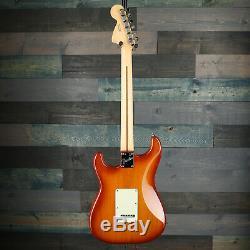 Fender Stratocaster American Performer, Palissandre, Honey Burst