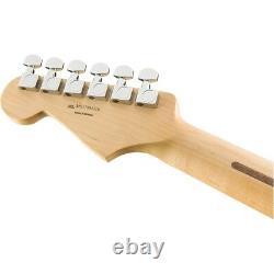 Fender Stratocaster Joueur Strat Guitare Électrique Maple Fingerboard Tidepool