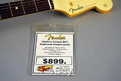 Fender Stratocaster Limitée Edtion Fsr